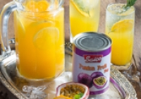 Tropical fruit Sangria- Mocktail