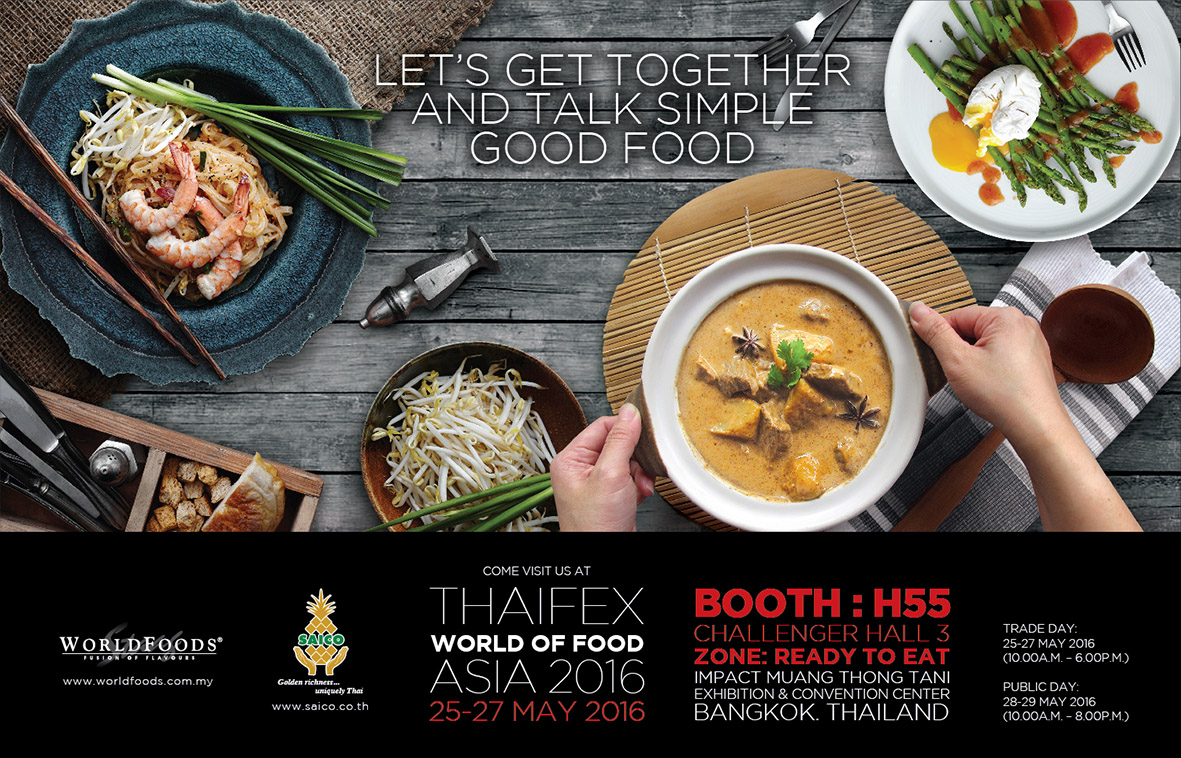 Thaifex 2016 Emailer
